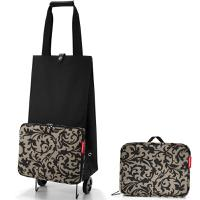 Сумка на колесиках Foldabletrolley baroque taupe, Reisenthel