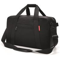 Сумка traveller canvas black, хлопок, Reisenthel