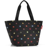 Сумка Shopper M dots, Reisenthel
